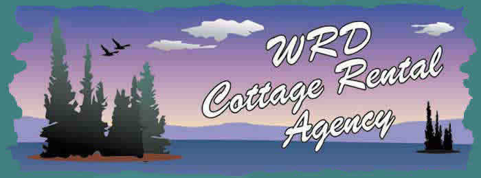 WRD Cottage Rental Agency Logo